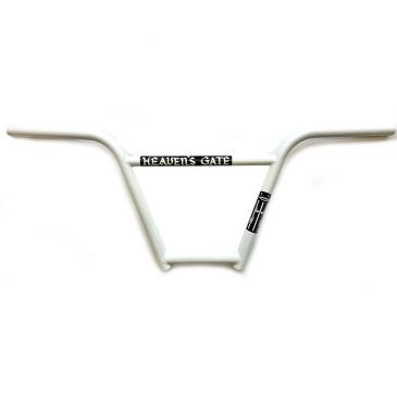 GUIDON BMX CULT CUATRO BEGIN HEAVEN'S GATE (9 / 9.420/ 9.65) WHITE