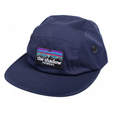 SHADOW FINEST OUT THERE CAMP HAT NAVY