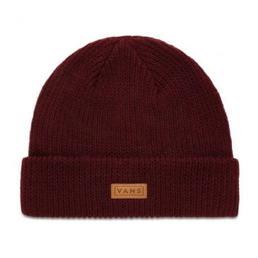 BONNET VANS EASYBOX PORT ROYALE (BURGUNDY)