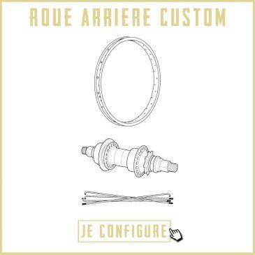 CONFIGURATEUR DE ROUE ARRIERE CUSTOM