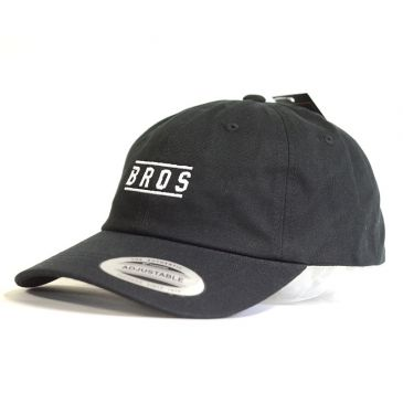 CASQUETTE DAD HAT BROS BLACK