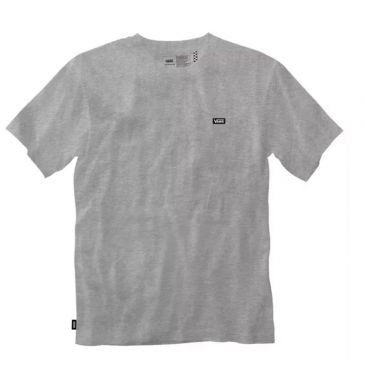 TEESHIRT VANS OFF THE WALL CLASSIC PATCH BRODEE GREY