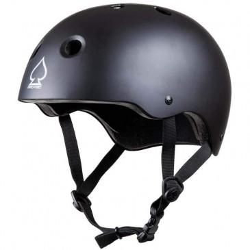 BMX HELMET PROTEC FULL CUT MATT BLACK
