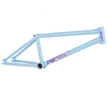BMX FRAME SUBROSA GRIFFIN PERIWINKLE BLUE (BURNETT)