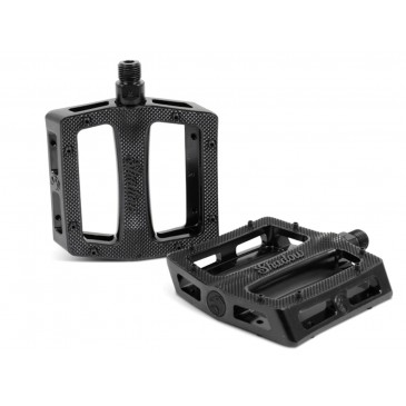 PEDALES BMX SHADOW METAL BLACK (RLTS A BILLES)