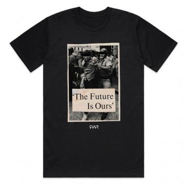 TEESHIRT BMX CULT THE FUTURE IS OURS