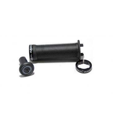 POIGNEES BMX GLOBAL RACING LOCK-ON 145MM BLACK