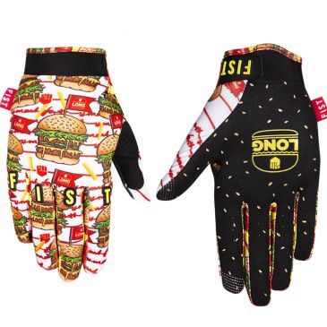 BMX GLOVES FIST BLACKZAG