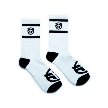 CHAUSSETTES BMX FEDERAL WHITE