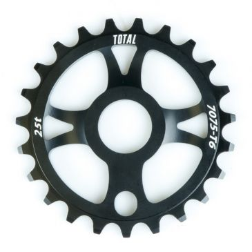 COURONNE BMX TOTAL ROTARY BLACK