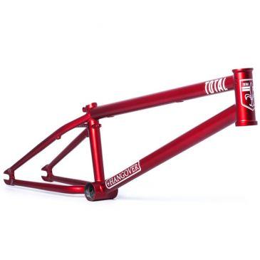 CADRE BMX TOTAL BMX HANGOVER H4 DIRTY RED