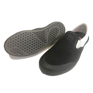 VANS x DAKOTA ROCHE SLIP ON PRO BLACK