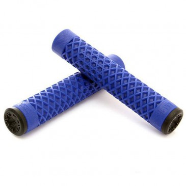 POIGNEES BMX CULT VANS BLUE FLANGELESS