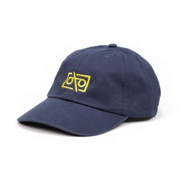 CASQUETTE BSD EJECT DAD HAT NAVY