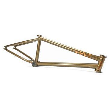 BMX FRAME CULT DAK CACTUS GOLD 2021