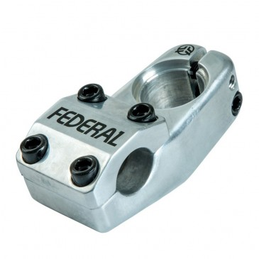 POTENCE BMX FEDERAL ELEMENT TOP LOAD SILVER
