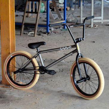 BMX CUSTOM CULT SHORTY RAW 20.75''