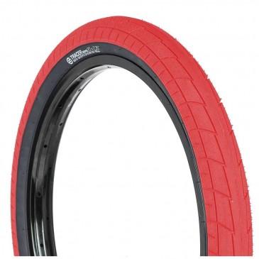 BMX TIRE SALT TRACER RED