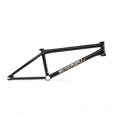 BMX FRAME DOOMSAYER 2020 WETHEPEOPLE BLACK