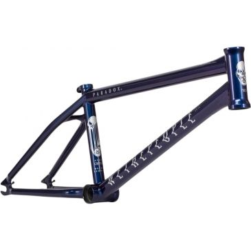 BMX FRAME PARADOX 2021 WETHEPEOPLE ABYSS BLUE