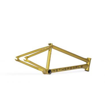 BMX FRAME NETWORK WETHEPEOPLE DARK GOLD
