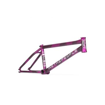BMX FRAME NETWORK WETHEPEOPLE PURPLE