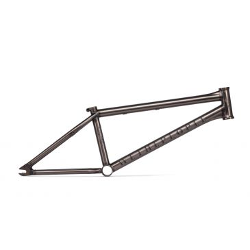 BMX FRAME BATTLESHIP WETHEPEOPLE 2021 MATT CARBON RAW