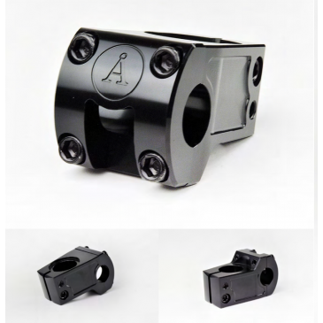 AUTUM BMX STEM FLATLOADSTEM  BLACK