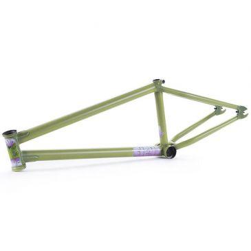 CADRE BMX FIEND TY MORROW GREEN V4