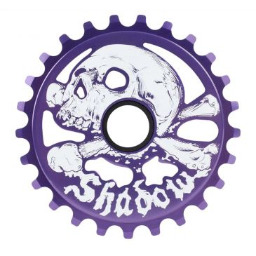 COURONNE BMX SHADOW CRANIUM PURPLE