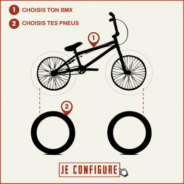 CONFIGURE TON BMX