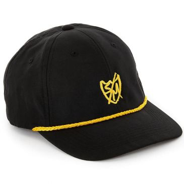 CASQUETTE BMX S&M GOLD ROPE SHARPIE SHIELD DAD HAT