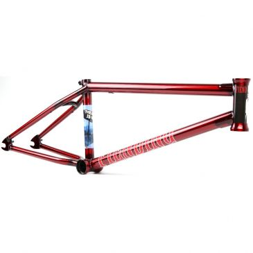CADRE FIEND LEWIS MILLS GLOSS TRANS RED