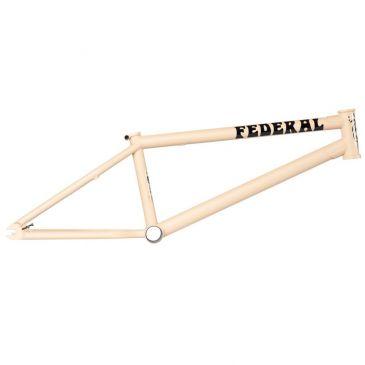 CADRE BMX FEDERAL BOYD ICS2 MATT CREAM