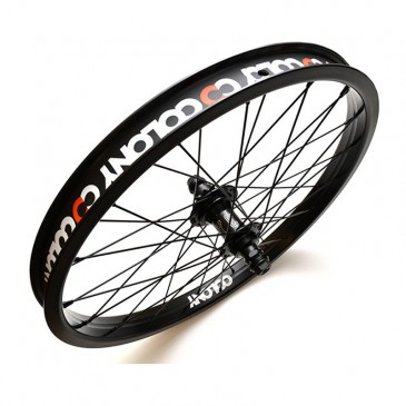 ROUE ARRIERE BMX COLONY WASP/PINTOUR BLACK