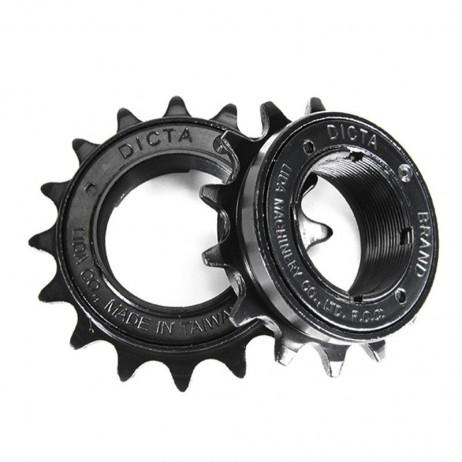 ROUE LIBRE BMX SALT CROMO BLACK