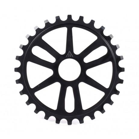 COURONNE BMX RELIC COUNTER BLACK 25/28/30D