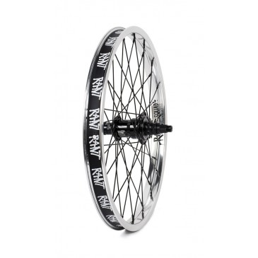 ROUE ARRIERE BMX RANT FREECOASTER MOONWALKER CHROME