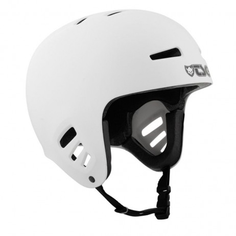 CASQUE BMX TSG DAWN SEMI INTEGRAL WHITE