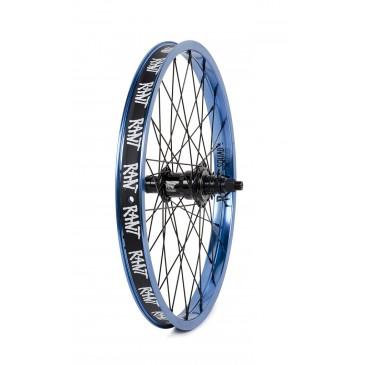 ROUE ARRIERE BMX RANT FREECOASTER MOONWALKER BLUE