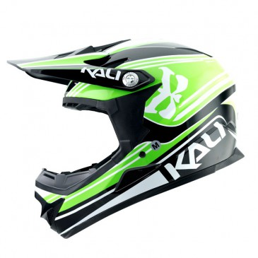 CASQUE INTEGRAL KALI NAKA SLASH GREEN