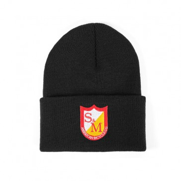 BONNET S&M PATCH BEANIE