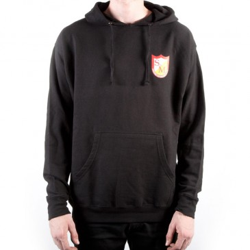 SWEAT CAPUCHE S&M SHIELD BLACK