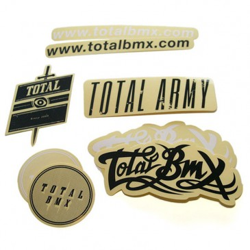 PACK STICKERS TOTAL BMX