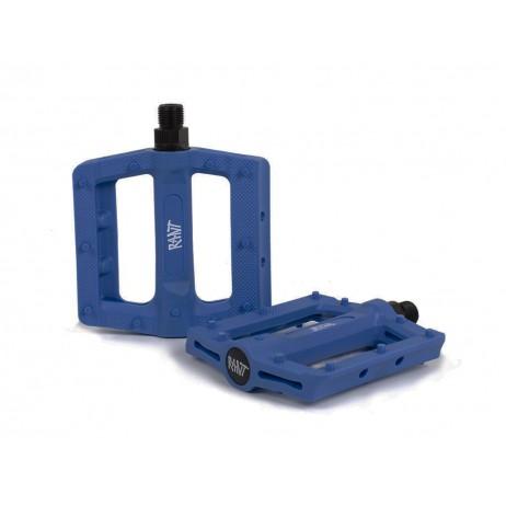 PEDALES BMX RANT HELLA SLIM BLUE