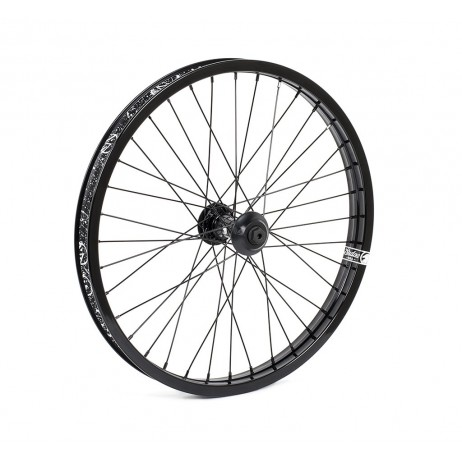 ROUE AVANT BMX SHADOW SYMBOL BLACK