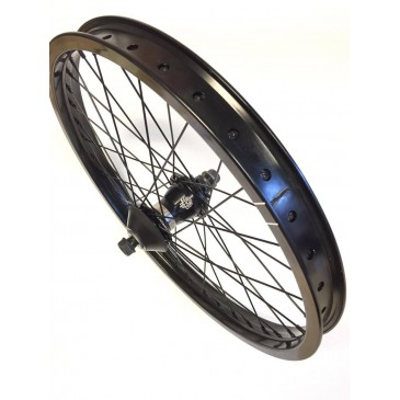 ROUE BMX CUSTOM FREECOASTER ODYSSEY X SHADOW TRUSS