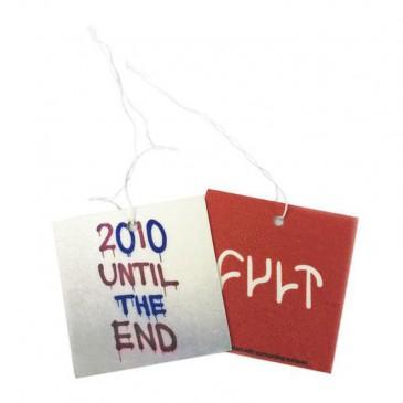 DESODORISANT CULT 2010 TILL END