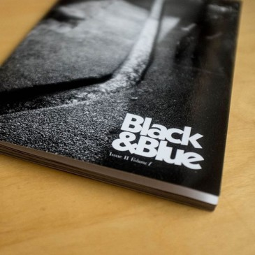 BLACK AND BLUE MAG ISSUE 2