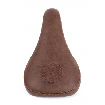 SELLE BMX TRIPOD CULT TIGER RICANY BROWN
